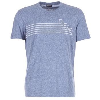 Vêtements Homme T-shirts manches courtes Diesel JOE QF Marine