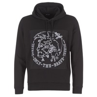 Vêtements Homme Sweats Diesel ALBERT Noir