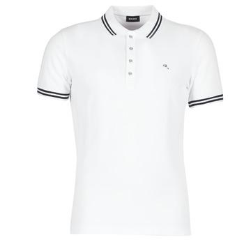 Vêtements Homme Polos manches courtes Diesel RANDY Blanc