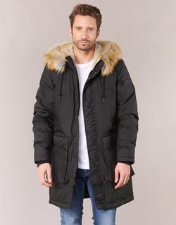Vêtements Homme Parkas Diesel FOLK Noir