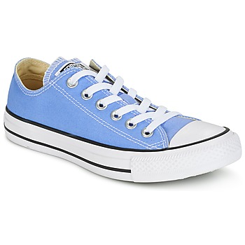 Chaussures Baskets basses Converse CHUCK TAYLOR ALL STAR SEASONAL COLOR OX PIONEER BLUE Bleu