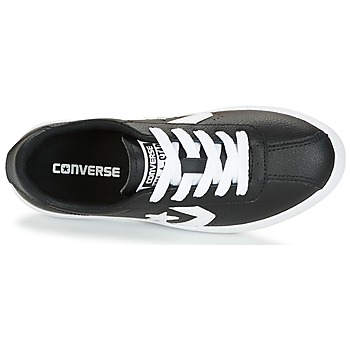 Converse BREAKPOINT FOUNDATIONAL LEATHER BP OX Noir / Blanc