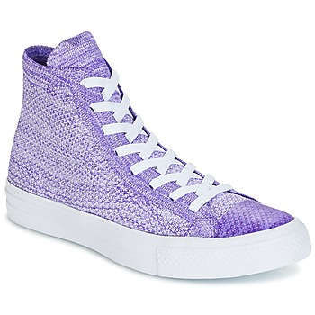 Chaussures Homme Baskets montantes Converse CHUCK TAYLOR ALL STAR NIKE FLYKNIT FLYKNIT MULTI HI FLYKNIT MULT Violet / Blanc
