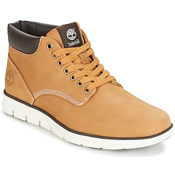 Chaussures Homme Boots Timberland BRADSTREET CHUKKA LEATHER Marron
