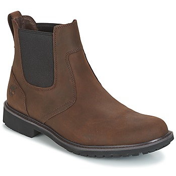 Chaussures Homme Boots Timberland STORMBUCKS CHELSEA Marron