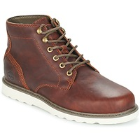 Chaussures Air max tnHomme Boots Timberland NEWMARKET LUG PT CHUKKA Marron