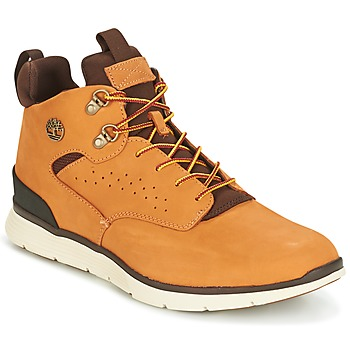 Chaussures Air max tnHomme Baskets montantes Timberland KILLINGTON HIKER CHUKKA Camel