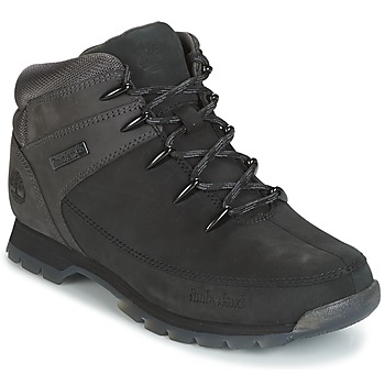 Chaussures Air max tnHomme Boots Timberland EURO SPRINT HIKER Noir / Gris