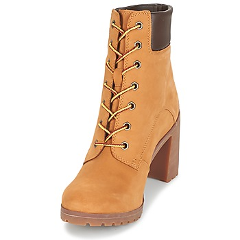 Timberland ALLINGTON 6IN LACE UP Marron