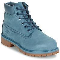 Chaussures Air max tnEnfant Boots Timberland 6 IN PREMIUM WP BOOT Bleu