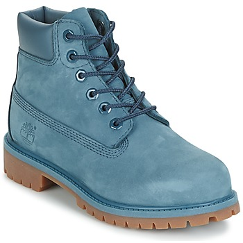 Chaussures Enfant Boots Timberland 6 IN PREMIUM WP BOOT Bleu