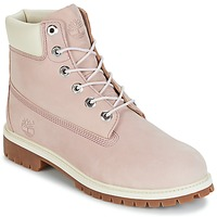 Chaussures Enfant Boots Timberland 6 IN PREMIUM WP BOOT Lavende