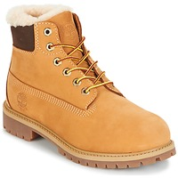 Chaussures Air max tnEnfant Boots Timberland 6 IN PRMWPSHEARLING LINED Camel
