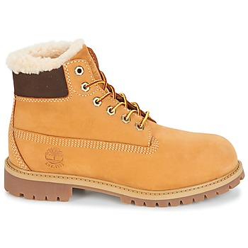 Boots Enfant timberland 6 in prmwpshearling lined