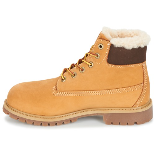 Timberland 6 IN PRMWPSHEARLING LINED Camel