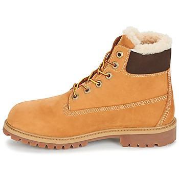 Timberland 6 IN PRMWPSHEARLING LINED Marron