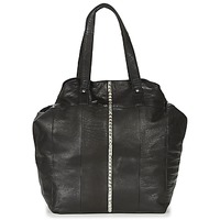 Sacs Femme Cabas / Sacs shopping Pieces JULES Noir