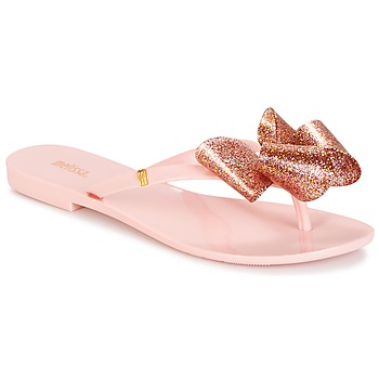Chaussures Air max tnFemme Tongs Melissa HARMONIC TARTAN AD Rose