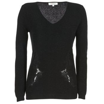 Vêtements Femme Pulls Morgan MDAN Noir