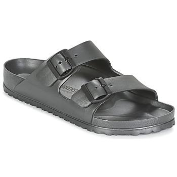 Chaussures Homme Mules Birkenstock ARIZONA Gris