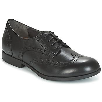 Chaussures Femme Derbies Birkenstock LARAMI LOW Noir