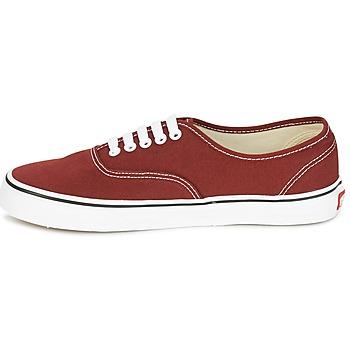 Vans AUTHENTIC Rouge