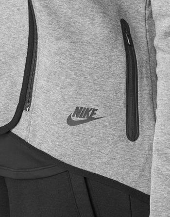 Nike TECH FLEECE CAPE FZ Gris