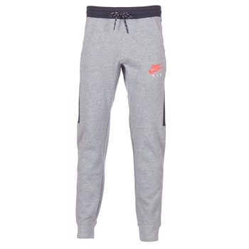 Vêtements Homme Pantalons de survêtement Nike AIR JOGGER FLEECE Gris / Rouge