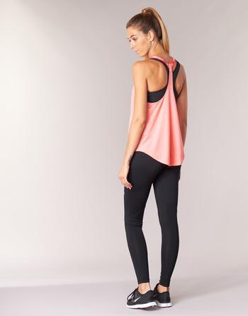Nike NIKE DRY TANK ELASTIKA Rose / Rouge