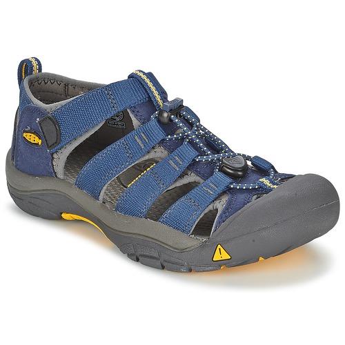 Chaussures Enfant Sandales sport Keen KIDS NEWPORT H2 Bleu / Gris