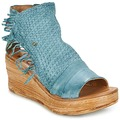 Chaussures Femme Sandales et Nu-pieds Airstep / A.S.98 NOA Bleu