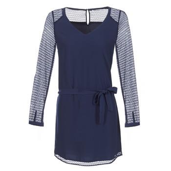 Vêtements Femme Robes courtes Les P'tites Bombes MALIS Marine