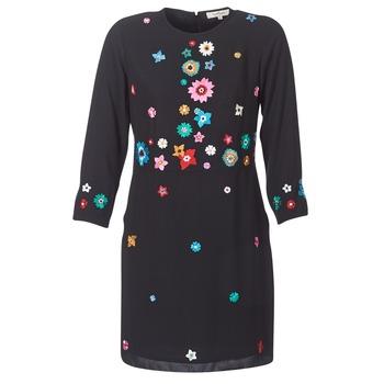 Vêtements Femme Robes courtes Derhy BASTILLE Noir