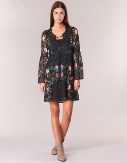 Vêtements Femme Robes courtes Derhy DANEMARK Noir