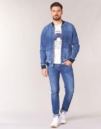 Vêtements Homme Jeans slim Pepe jeans HATCH F37