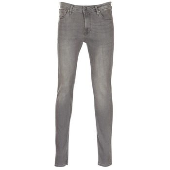 Vêtements Homme Jeans slim Jack & Jones LIAM Gris