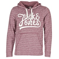 Vêtements Homme Sweats Jack & Jones PANTHER ORIGINALS Bordeaux