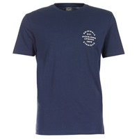 Vêtements Homme T-shirts manches courtes Jack & Jones ORGANIC ORIGINALS Marine