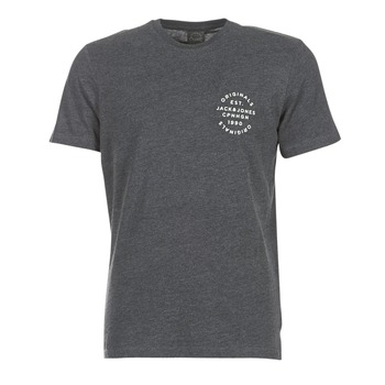 Vêtements Homme T-shirts manches courtes Jack & Jones ORGANIC ORIGINALS Gris