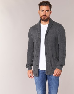 Vêtements Homme Gilets / Cardigans Jack & Jones INSPECT ORIGINALS Gris