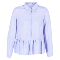 Vêtements Femme Tops / Blouses Betty London HALONI Bleu