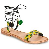 Chaussures Air max tnFemme Sandales et Nu-pieds Lola Espeleta EDWINA NOIR