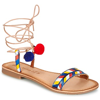 Chaussures Air max tnFemme Sandales et Nu-pieds Lola Espeleta EDWINA BLEU