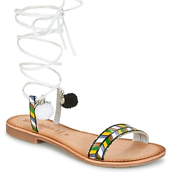 Chaussures Air max tnFemme Sandales et Nu-pieds Lola Espeleta EDWINA BLANC