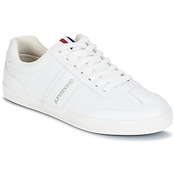 Chaussures Femme Baskets basses Superdry COURT CLASSIC SLEEK TRAINER White