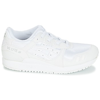 Chaussures enfant Asics GEL-LYTE III PS - Chaussures enfant Asics  GEL-LYTE III PS  blanc.