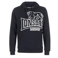 Vêtements Homme Sweats Lonsdale TADLEY Noir