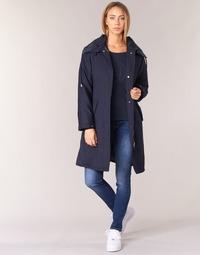 Vêtements Femme Trenchs Armani jeans MERCHA Marine