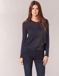 Vêtements Femme Pulls Armani jeans JAUDO Marine