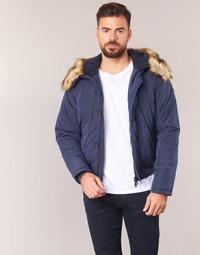 Vêtements Homme Doudounes Armani jeans GNAN Marine